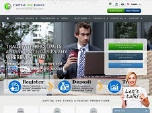 Capital One Forex