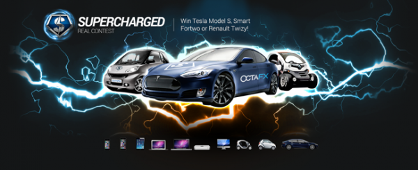 OctaFX Greatest Supercharged Forex Real Trading Contest