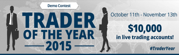 Trader of the Year 2016 Demo Contest - Hantec Markets