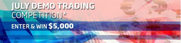 Forex Demo Trading Competition - Valutrades