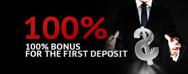 100% First Deposit Bonus to Primary Trading Account - FxPresent