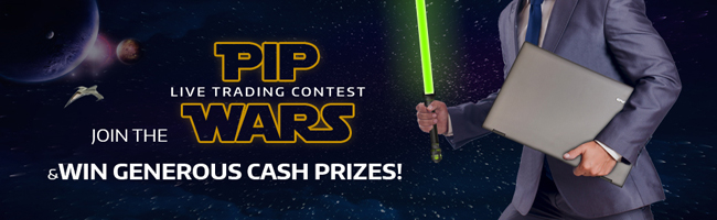 The Pip Wars Live Trading Contest - FxGrow