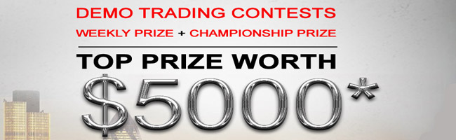Weekly Forex Demo Trading Contest - AETOS
