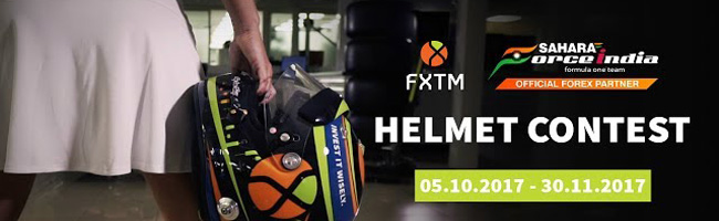 One-Tm Helmet Trading Forex Contest - ForexTime