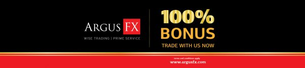 100% Welcome Leverage Trading Bonus up to $2000 - ArgusFX