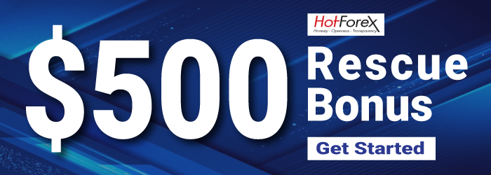 Get 30% Rescue and 100% Trading Bonus from HotForex