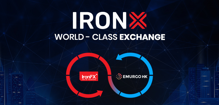 IronFX is delighted to announce the launch of IronX public sale