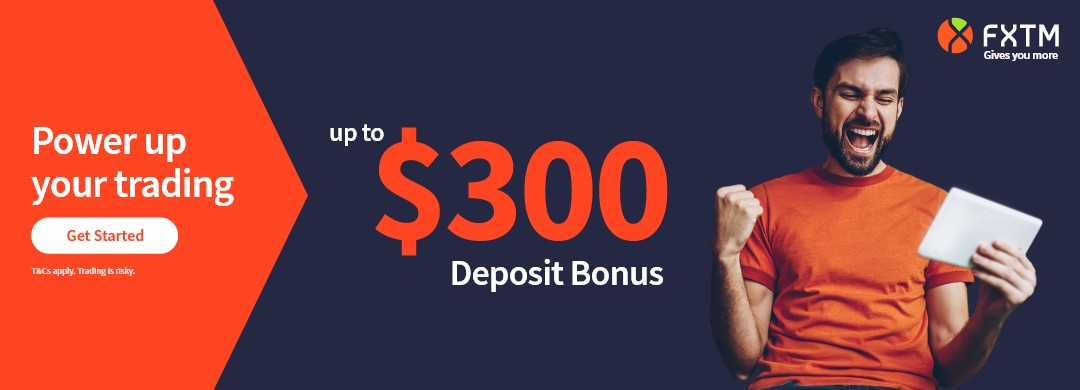 $300 Welcome Bonus Promotion on ForexTime