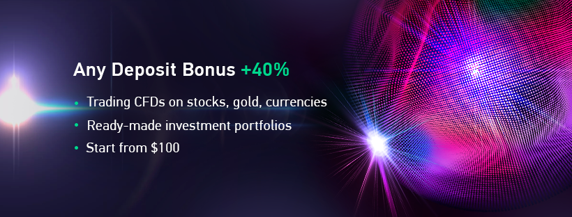 Every Deposit Bonus +40% on Grand Capital