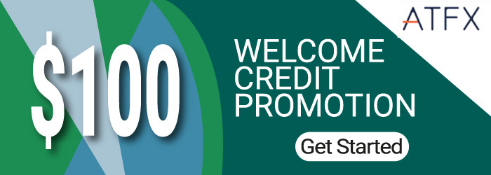 Exclusively Free $100 Credit Bonus on ATFX