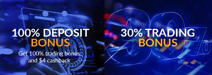 Grab Your 30% Trading Bonus from FXPrimus