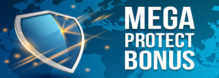 Exclusive MegaProtect 100% Bonus on FortFS