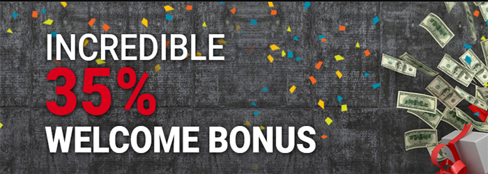 35% Welcome Bonus Promotion on AAFX