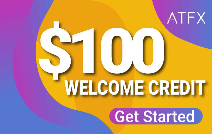 Get Free $100 Welcome Bonus on ATFX
